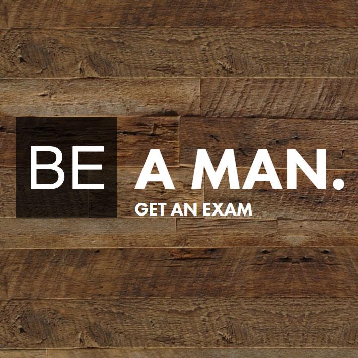 BE-a-Man
